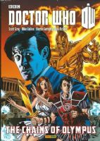 Doctor Who - Collected Eleventh Doctor Comic Strips Volume 2: The Chains of Olympus